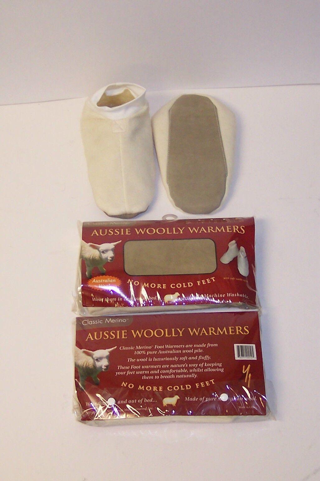 Slipper Socks (Australian Classic Merino Wool)-Foot Warmer-Ladies Size