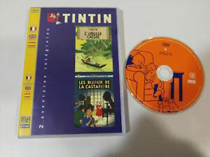 TINTIN-L-OREILLE-CASSEE-LES-BIJOUX-DE-LA-CASTAFIORE-DVD-FRANCAIS-REGION-2