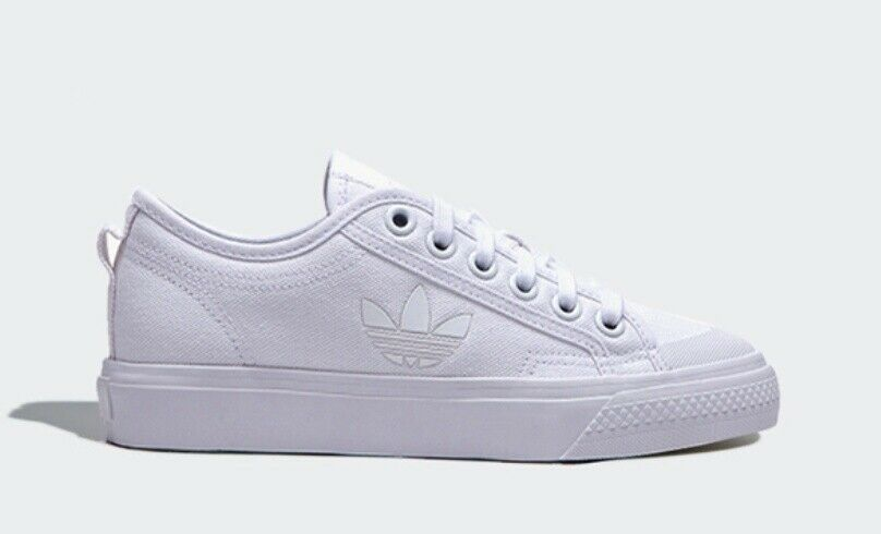 Adidas Nizza blancoo Zapatos Mujer EF1879
