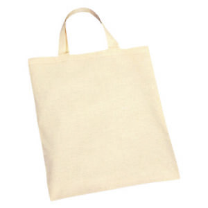 58739ab62 Image is loading 100-Cotton-Natural-Shopping-Tote-Bag-Reusable-Strong-