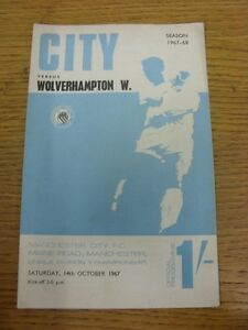 14101967 Manchester City v Wolverhampton Wanderers  token removed creased p - <span itemprop='availableAtOrFrom'>Birmingham, United Kingdom</span> - Returns accepted within 30 days after the item is delivered, if goods not as described. Buyer assumes responibilty for return proof of postage and costs. Most purchases from business s - <span itemprop='availableAtOrFrom'>Birmingham, United Kingdom</span>
