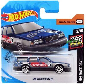 VOLVO 850 ESTATE Hot Wheels Race Day 2020 #2//10