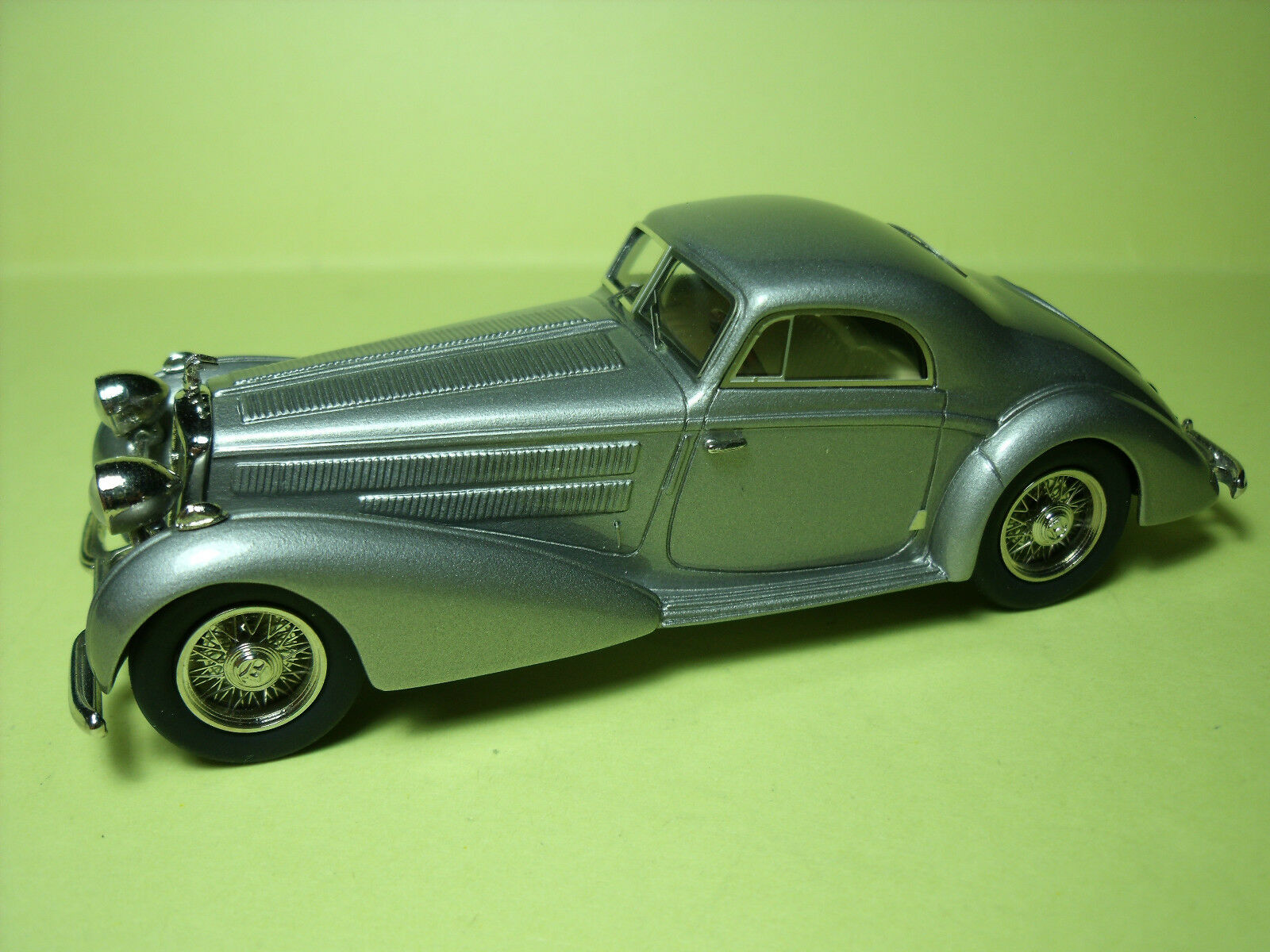 HORCH   853 A  ROSEMEYER   ERDMANN  ROSSI   1939    TIN  WIZARD  NO  CHROMES