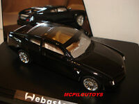 Norev Concept Car Webasto Welcome 2 Au 1/43°