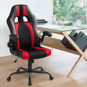 Superior Image Is Loading Office Computer Chair  Racing Gaming Executive Swivel Adjustable