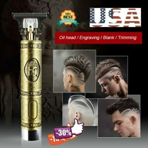 T-outliner-Professional-Electric-Hair-Trimmer-Clipper-Men-039-s-Haircut-Machine
