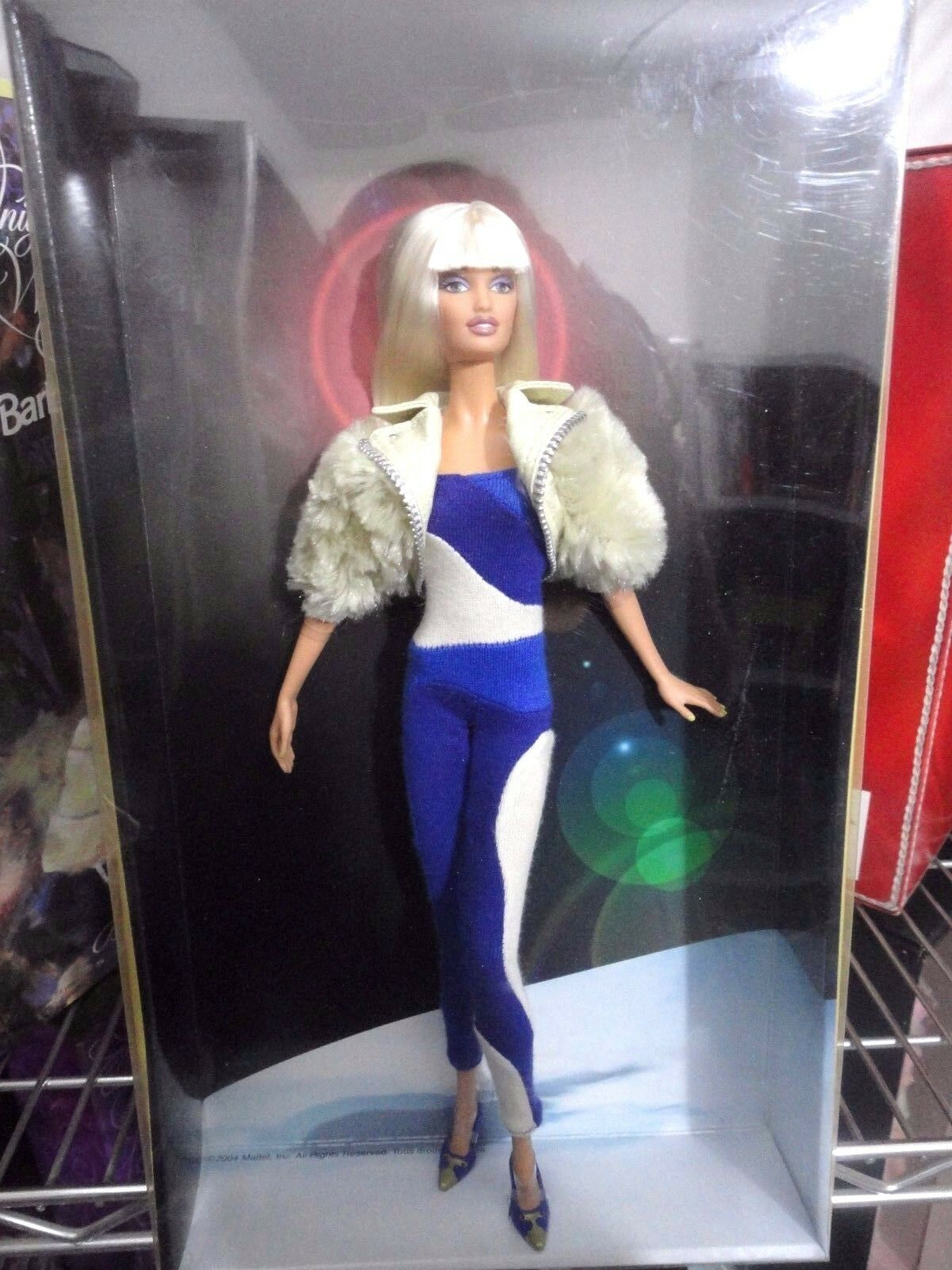 BARBIE BARBIE BARBIE VERSUS VERSACE NRFB - oro LABEL nuovo modellolo muse bambola collection Mattel be57c2