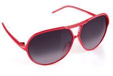 Occhiali da sole Stile Carrera rosso, Inc Hard & Custodia Morbida, uv400