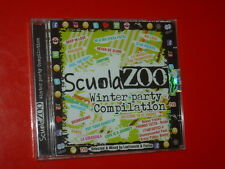 SCUOLA ZOO WINTER PARTY COMPILATION MIXED BY LANFRANCHI/FARINA CD 20 TRK SEALED