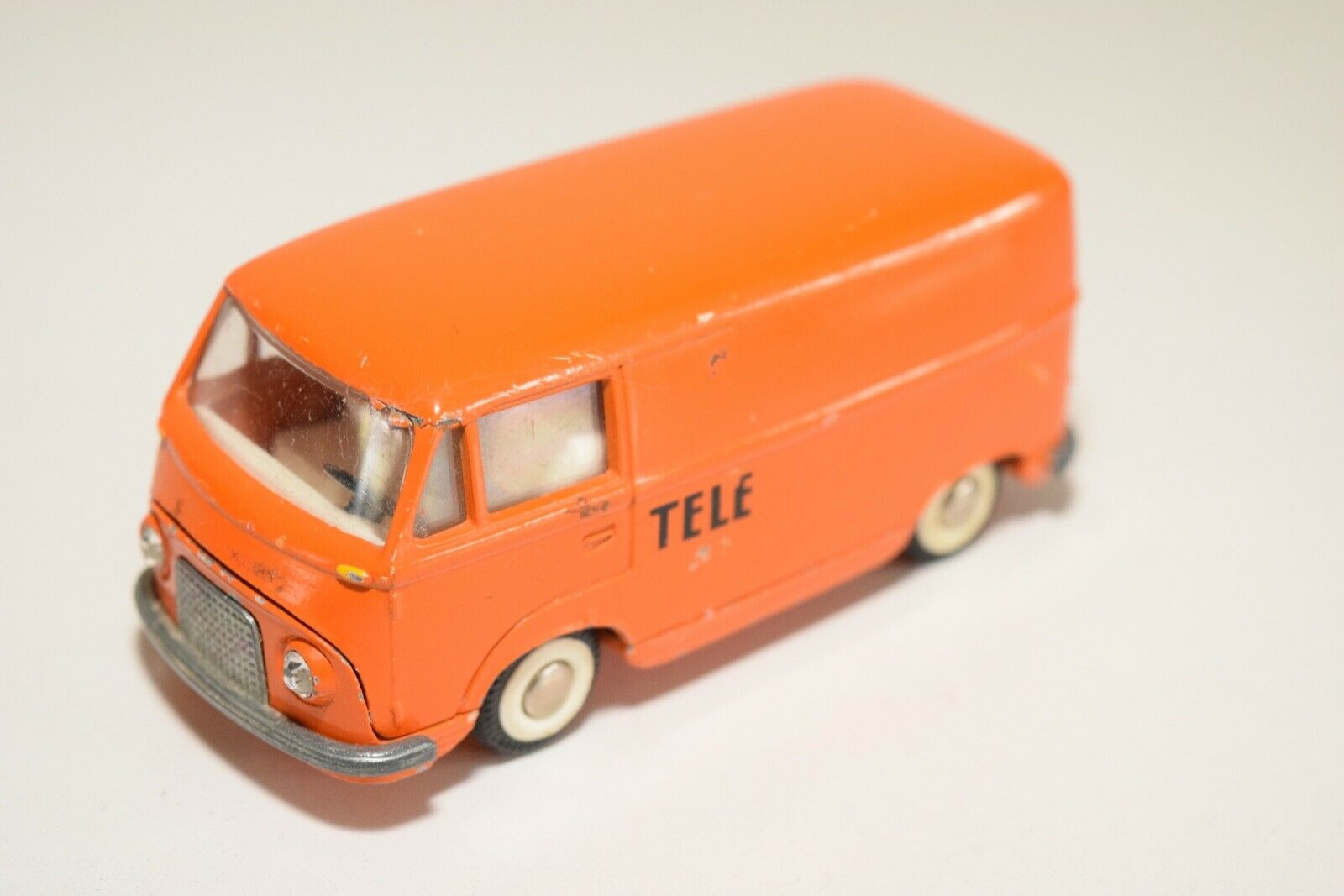 MM 1 43 TEKNO DENMARK 415 FORD TAUNUS TRANSIT TELE EXCELLENT CONDITION