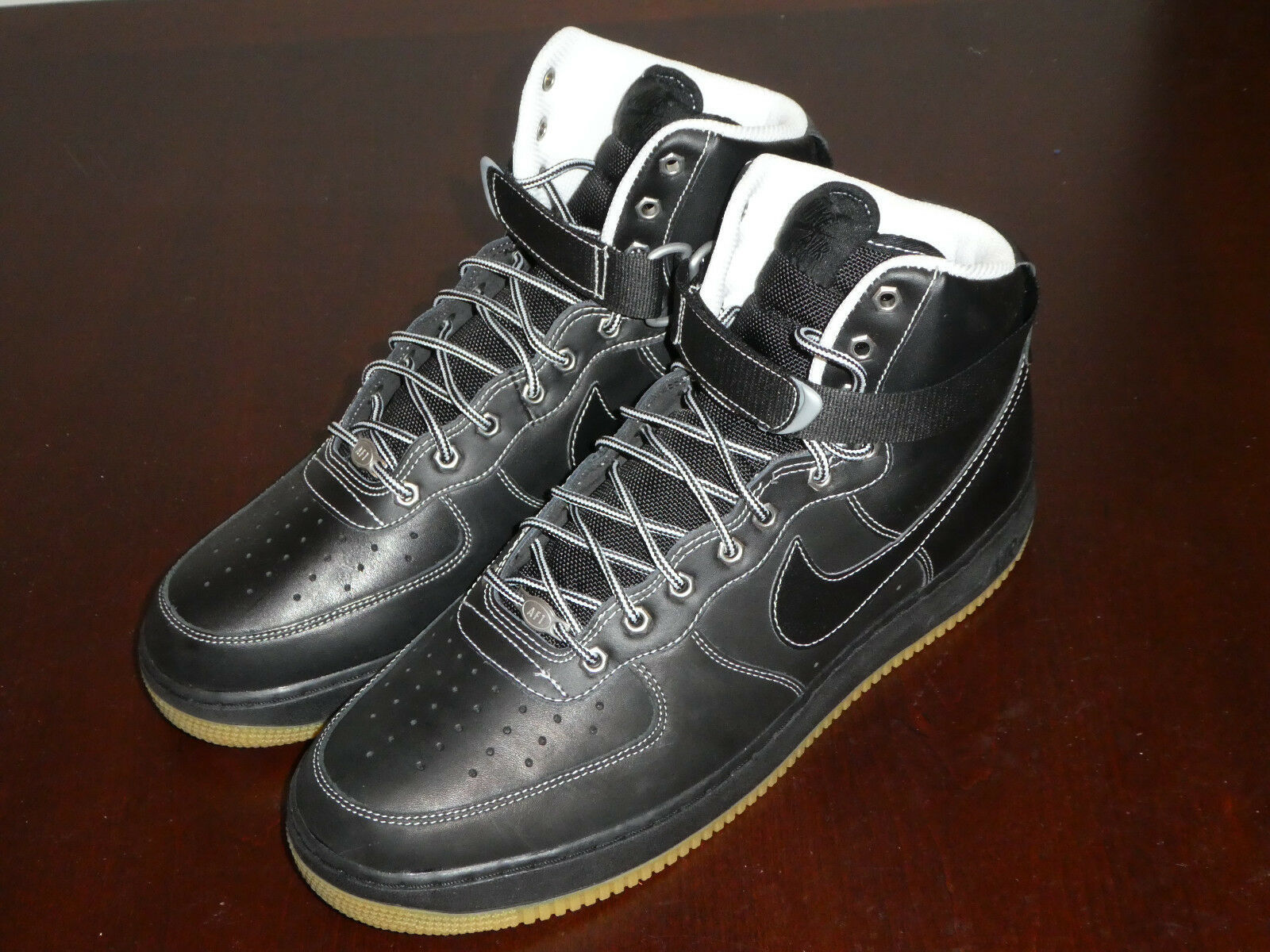 Nike Air Force 1 1 Force High 07 Hombre Shoes zapatillas nuevas 315121 028 el último descuento zapatos para hombres y mujeres 24b159