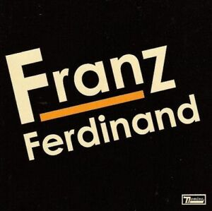Franz-Ferdinand-Self-Titled-New-amp-Sealed-CD