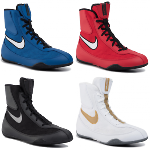 Nike machomai 2 Boxing Boots Boxe Chaussures Chaussures de boxe ring
