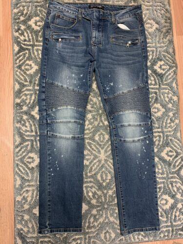 Men's balmain Denim jeans Size 34