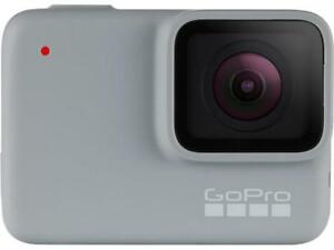 GoPro HERO7 White — Waterproof Digital Action Camera with Touch Screen 1440p HD