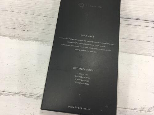 Black // White Black Inc 2.8mm Thick Handlebar Tape