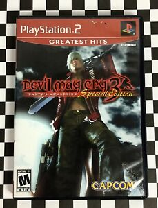 EU Region: Devil May Cry 4 Special Edition Platinum Save ...