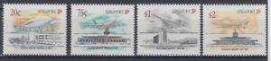 Aircraft Singapore 629 - 32 (MNH)