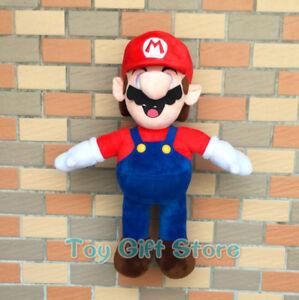 Mario-12-034-Plush-Doll-Stuffed-Toy-SM