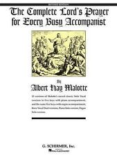 THE COMPLETE LORD'S PRAYER FOR EVERY BUSY ACCOMPANIST