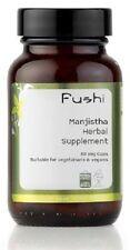 Fushi Organico 500mg Manjistha Pillole Veg 60 Capsule