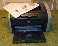HP LaserJet 1012 Standard Laser Printer