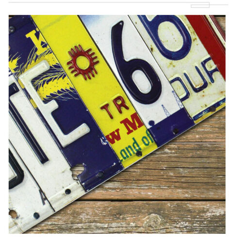 My Garage My Rules Retro Metal Haning Tin Signs Garage Shop Wall Decor Plaque