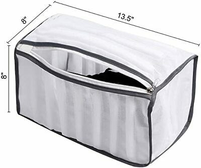 BAGAIL Shoe Wash Bag for Sneakers,Trainers,Canvas Shoes,etc Padded Mesh Laundry