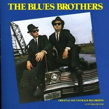 The Blues Brothers [Original Soundtrack] by The Blues Brothers (CD, Aug-1995, Atlantic (Label))