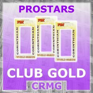 CRMG-Corinthian-ProStars-CLUB-GOLD-MEMBERSHIP-amp-RETAIL-choose-from-list