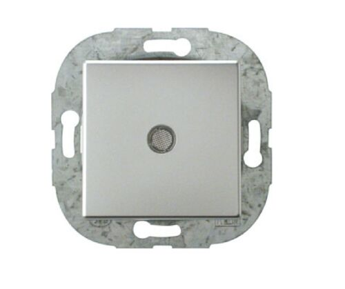 REV Düwi ARCADA Sirius chrom silber Schalter Taster Steckdose Rahmen Dimmer