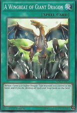 YU-GI-OH: A WINGBEAT OF GIANT DRAGON - SR02-EN027 - 1st EDITION