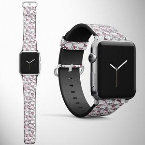 387a0cd83 Hello Kitty Apple Watch Band 38 40 42 44 mm Series 1 2 3 4 Wrist ...