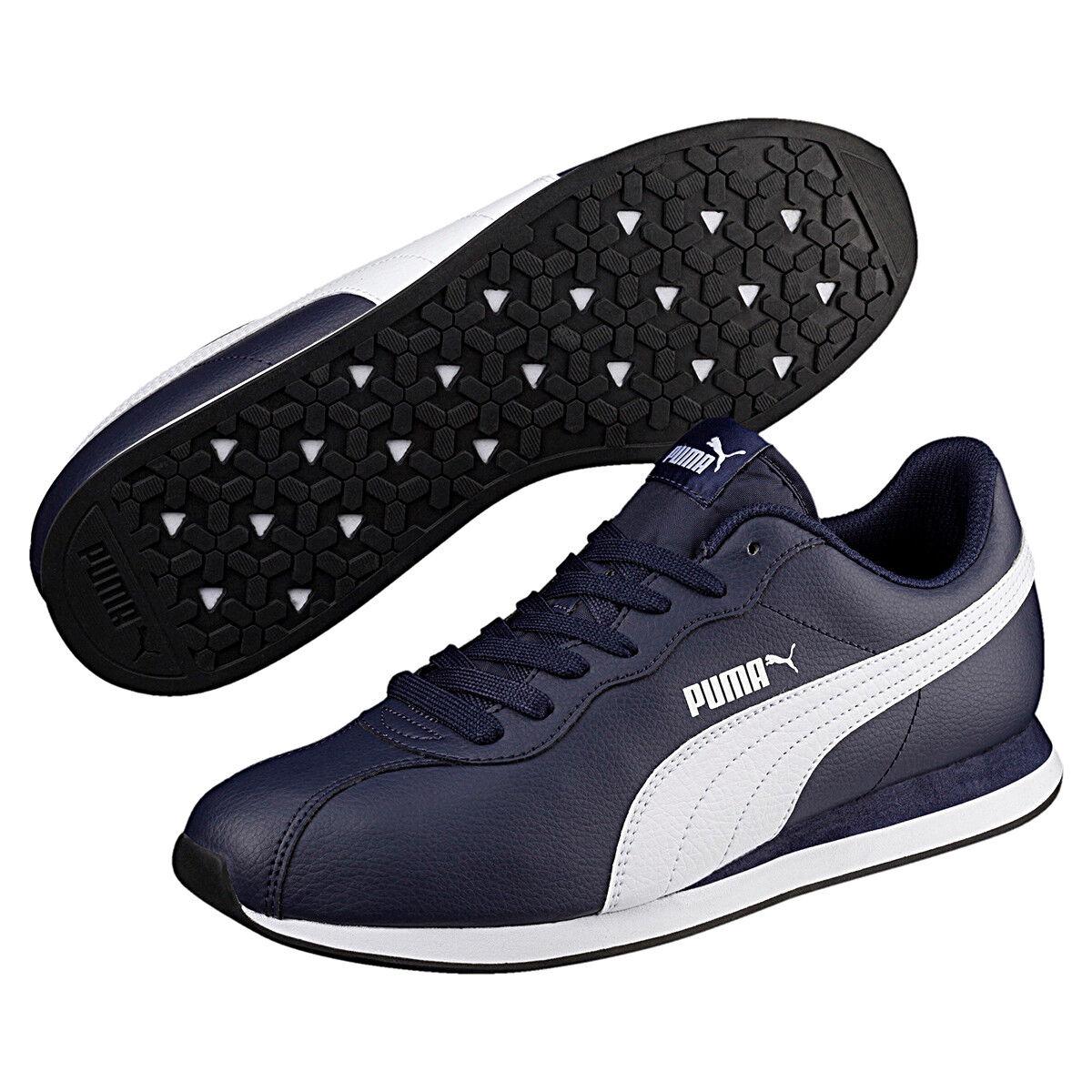 Puma Turin II Zapatillas Estilo Deportivas para Hombre Azul 366962 05