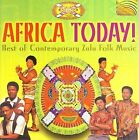 Africa Today: Best of Contemporary Zulu Folk Music by Various Artists (CD, Feb-2002, Arc Music)