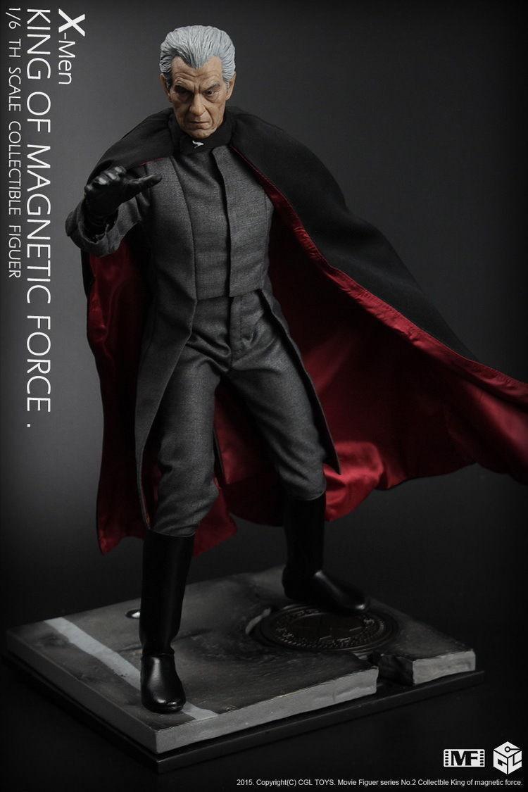 CGLTOYS 1 6 Scale Hot Figure THE VARIANT X-men Mutant Magneto Suit Set MF02