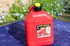 Blitz 2 Gal8oz Gas Can Self Venting Pre Ban Model 50810 All New Nos Fuel Jug