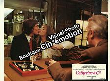 Photo Exploitation Cinéma 23.5x29.5cm (1975) CATHERINE & CIE Dewaere Jane Birkin