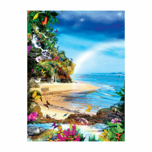 Landscape Diamond Painting Full Drill 5D DIY Embroidery Kit Room Picture ZCD