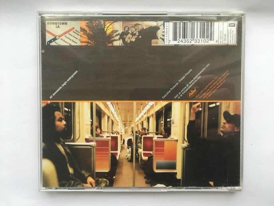 Dilated Peoples: The Platform, hiphop