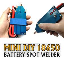 1 Mini Diy 18650 Battery Spot Welder 4v 12v Energy Storage Soldering Pen Device