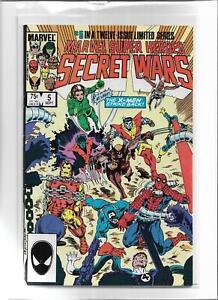 MARVEL-SUPER-HEROES-SECRET-WARS-5-1984-VERY-FINE-8-5-4815