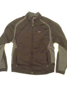 96f86ccf032de Nike SPHERE Men's Thermal Running Jacket Long Sleeve Black Size ...
