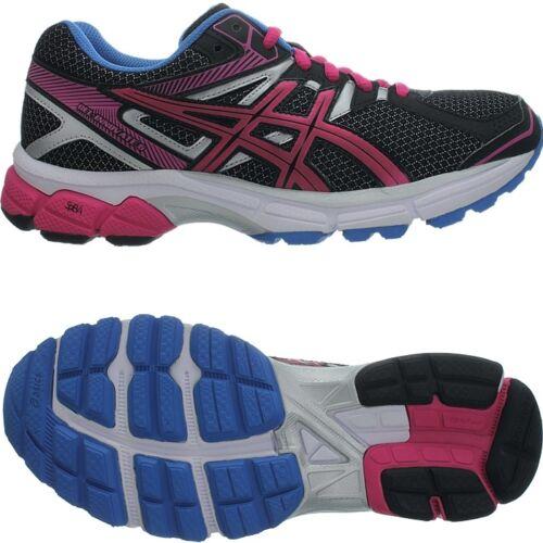 78fe0ed875c Black Fitness 6 Pink White Sports Shoes innovate Asics Gel Women s Blue  Running qtwAnvnZH