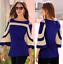 Womens-Long-Sleeve-Slim-Cotton-Blouse-Casual-Shirt-Summer-Tops-T-Shirt-Vest thumbnail 13