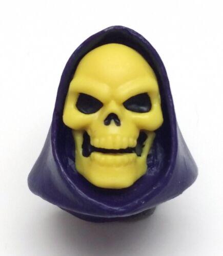 Pré-commande Masters of the Universe Classics Custom Cartoon squelettor Indigo Painted Head