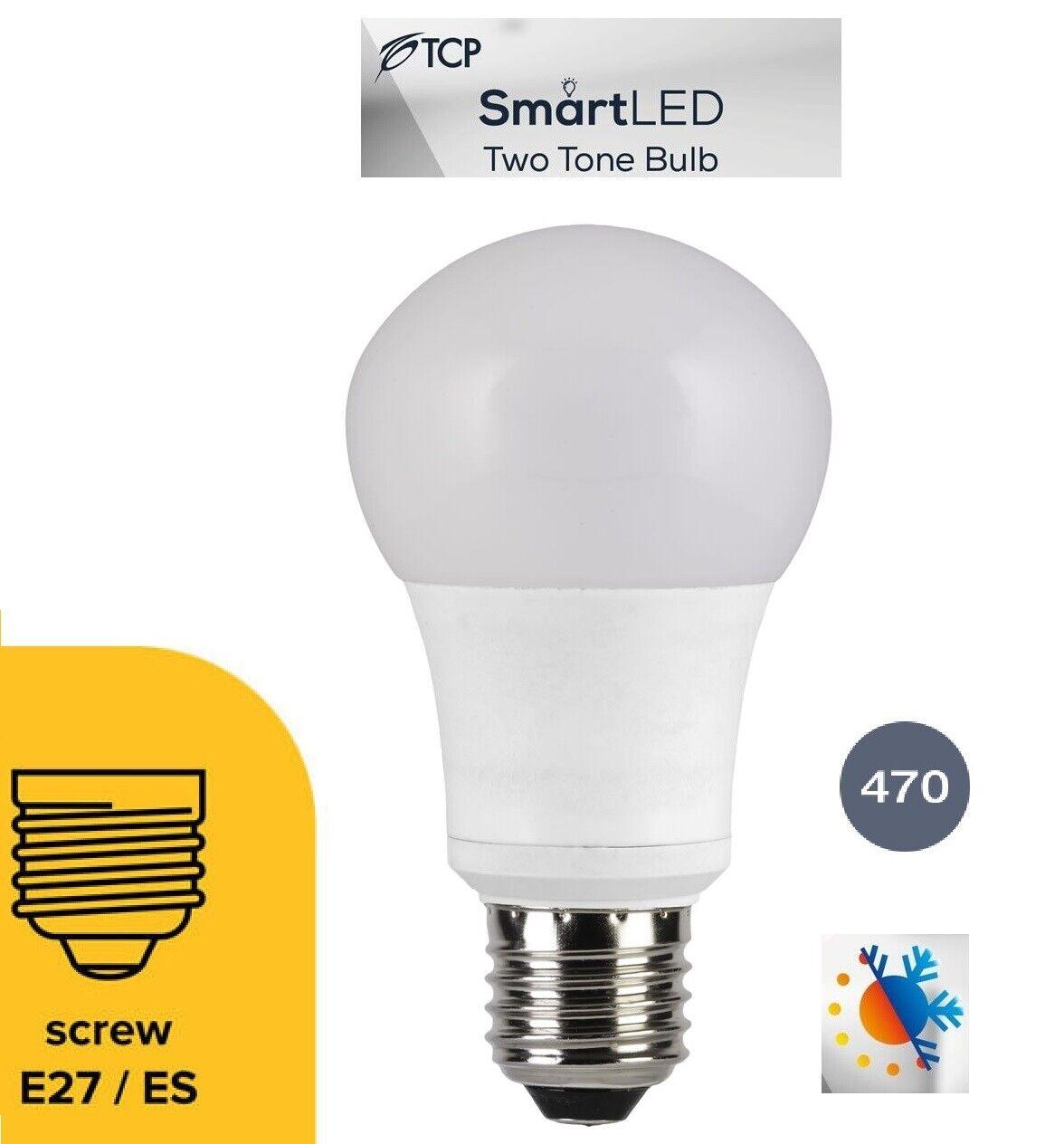 TCP Two Tone Smart LED Bulb 7W BC B22