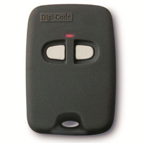 Digi Code 5072 2 Button Keychain Gate Garage Door Remote Control