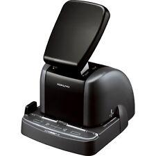 Kokuyo Harinacs 2 Hole Desk Top Sln Msp110d Stapleless Stapler Black