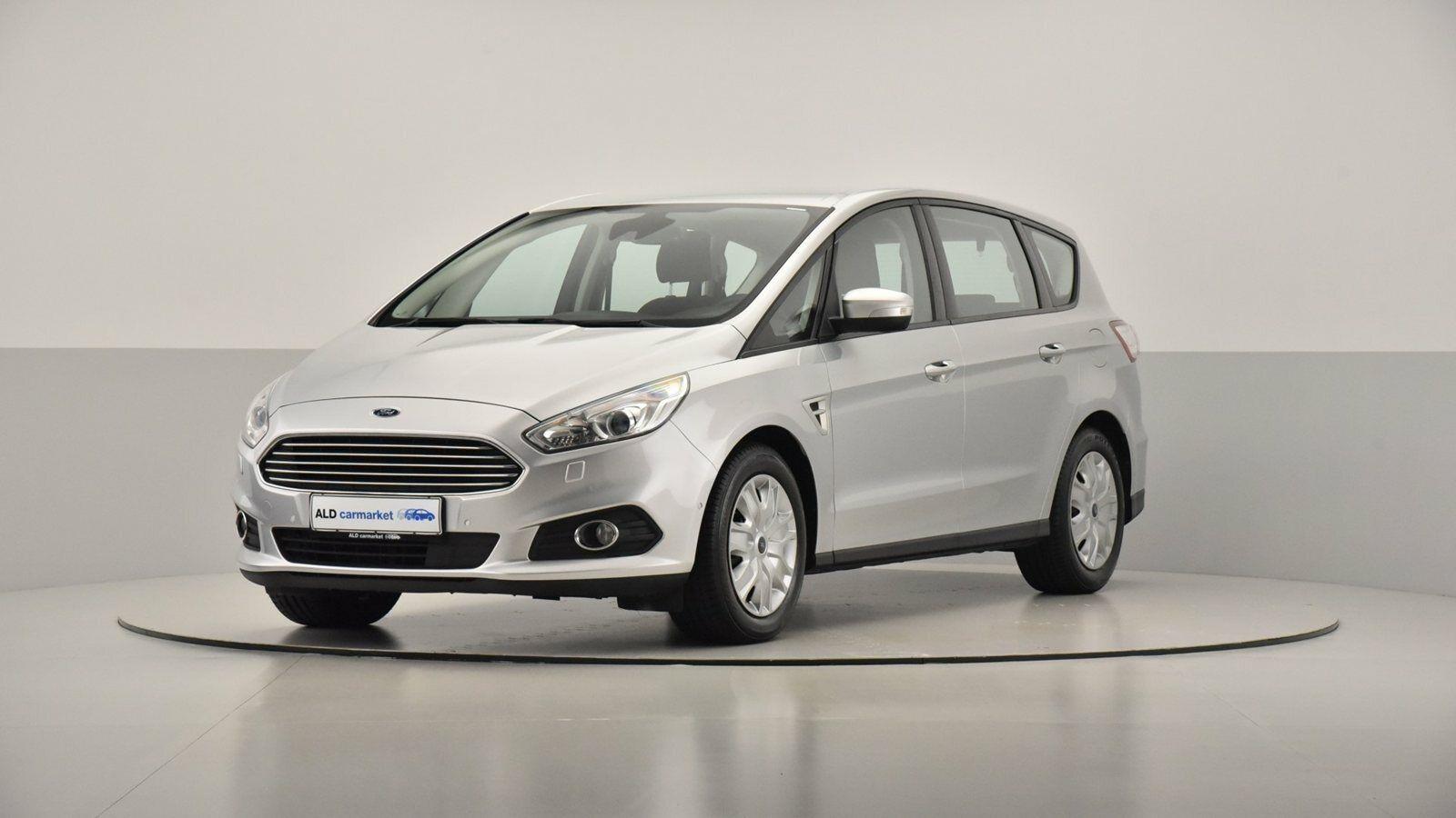 Ford S-MAX 2,0 TDCi 150 Trend 7prs 5d - 247.000 kr.